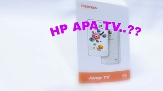 Masih ada.?? TV di dalam hp. EVERCOSS TV