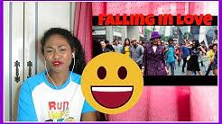 Siti Nurhaliza-Falling In Love   Reaction