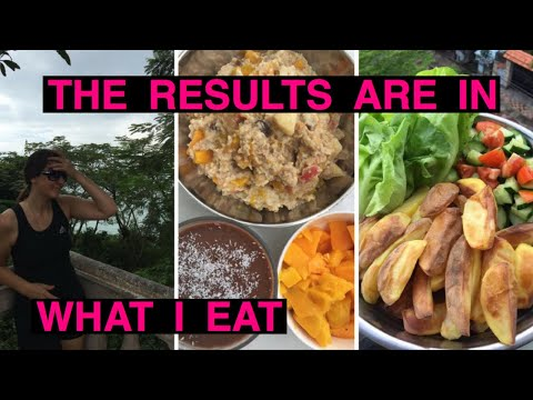 VEGAN WEIGHT LOSS RESULTS/ WHAT I EAT: WEEK 1 OPERATION JADE