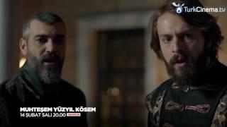 1 Анонс Кёсем Султан 2 сезон 41 серия  На русском