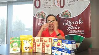 Vlog #3: Anong sweetener from Equal Philippines ang pwede sa low carb or LCIF?