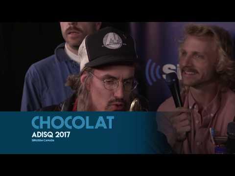 Premier Gala de l'ADISQ 2017 - Chocolat