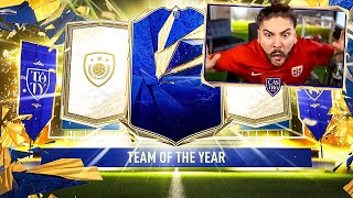 TOTY IN A PACK!! 10 MID ICON PACKS!! FIFA 21