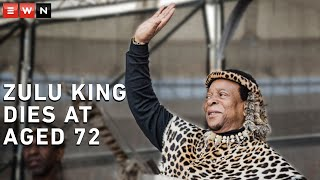 Zulu King Goodwill Zwelithini passed away on 12 March 2021. KwaZulu-Natal Premier Sihle Zikalala announced that the provincial government has requested for a state funeral for the king.  #ZuluKing #GoodwillZwelithini