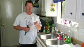 Home Improvement & Repair Tips : Removing Wedding Rings From a Sink Drain