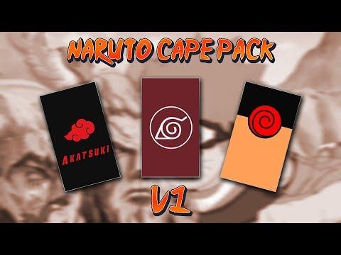🌀 Naruto Cape Pack V1 ☀️ - LabyMod Cape Pack