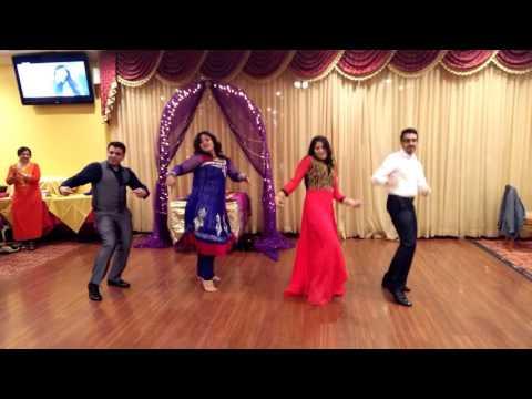 Amrit & Nimmi 50th anniversary dance