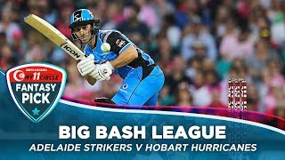 Fantasy Pick | Pick Jonathan Wells as your captain | BBL 2019/20