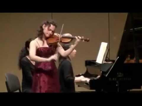 "Yvonne Smeulers - Beethoven ""Kreutzer Sonata"""