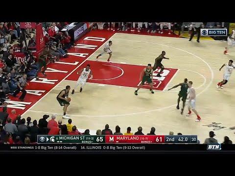 Michigan State at Maryland - Men