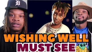 OMG! 😢 | Juice WRLD - Wishing Well (Official Music Video) REACTION/REVIEW