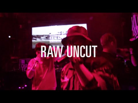 TWIOV Presents RAW UNCUT & SIR POPPA LOT & JAYRUN | RAP IS NOW