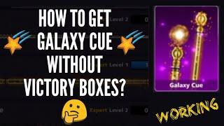 8 BALL POOL - GET GALAXY CUE 🌠 WITHOUT VICTORY BOXES