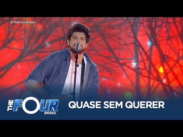 Tupi é elogiado por jurados ao cantar sucesso de Legião Urbana