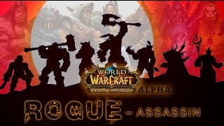 Assassination Rogue - Wod Beta - Not slow enough to be slow
