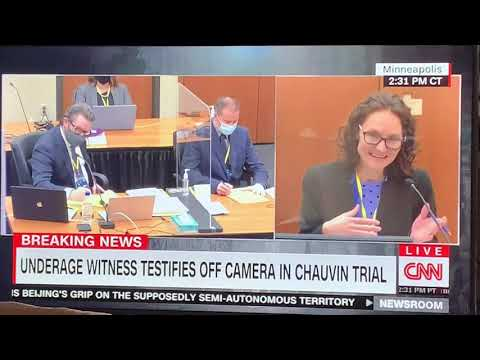 17-Year Old Witness In George Floyd Murder Trial Gave Testimony That Destroyed Derek Chauvin
