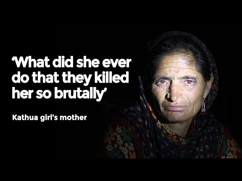 Kathua Girls Family: She Was Killed So That We Leave