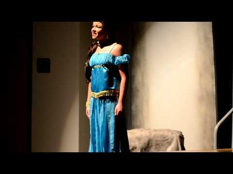 Jasmine Solo from Aladdin Jr.