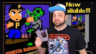Haunted: Halloween '85 Review for NES - New NES Homebrew Game | RGT 85