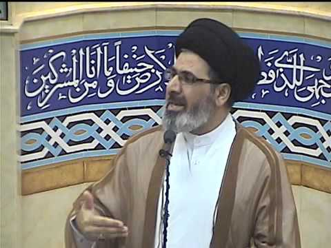 Sayed Moustafa Al-Qazwini - Imam Ridha