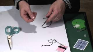 How to Use Invisible Thread : Magic Tricks