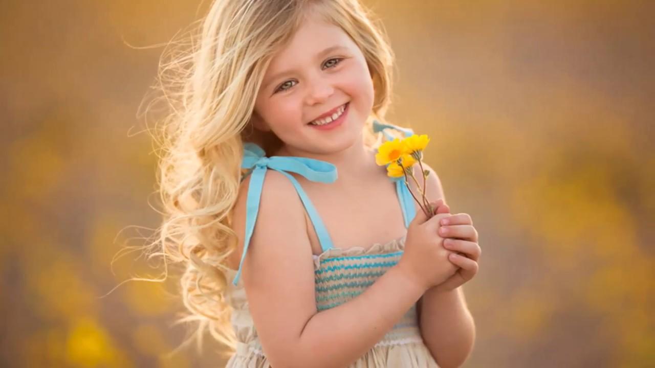three year girl baby outdoor photo shoot ideas - YouTube
