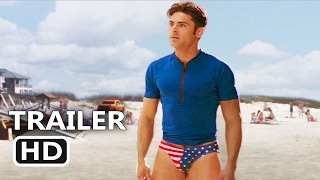 BAYWATCH Official Super Bowl Trailer (2017) Comedy Movie HD