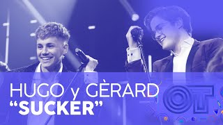 """SUCKER"" - GÈRARD y HUGO