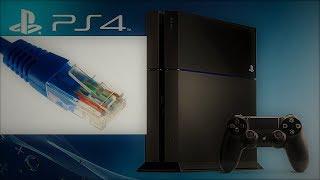 Как подключить PS4 и Xbox One с помощью кабеля к интернету? Без роутера?