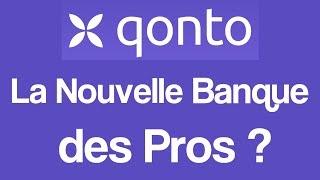 Qonto : La banque nouvelle génération pour les autoentrepreneurs et les pros