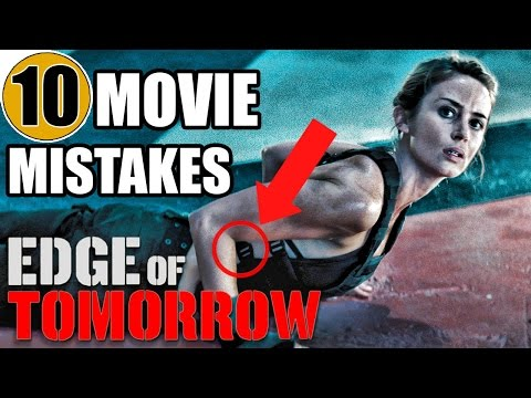10 Mistakes of EDGE OF TOMORROW You Didn't Notice