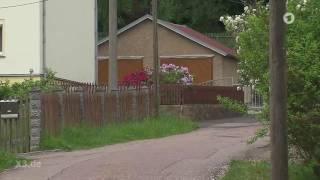 Problemschranke in Rothschönberg