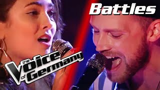 Whitney Houston - My Love Is Your Love (Hannah vs. Alessandro) | The Voice of Germany 2020 | Battles