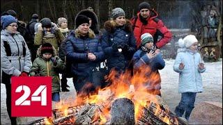 Украина без тепла: ситуация выходит из-под контроля! 60 минут от 14.11.18