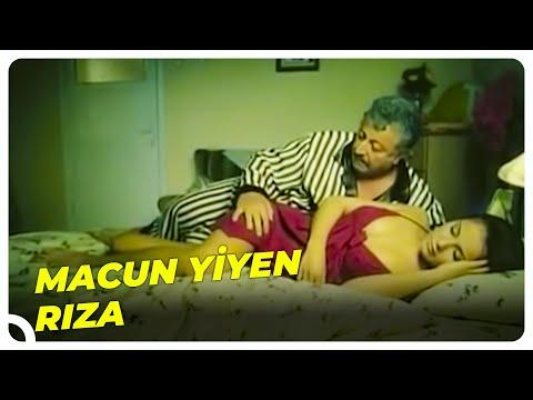 Macun Yiyen Rıza Rus Gelinin Yanında - Rus Gelin Türk Filmi