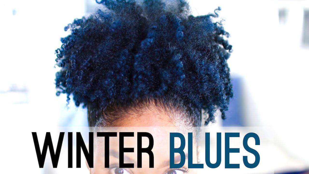 Hair Color 101: Vibrant & Moisturized Winter Hair - YouTube