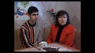 """""""Исцеление от ДЦП"""". Ваня и Ольга Ашитковы. 2008 год."""