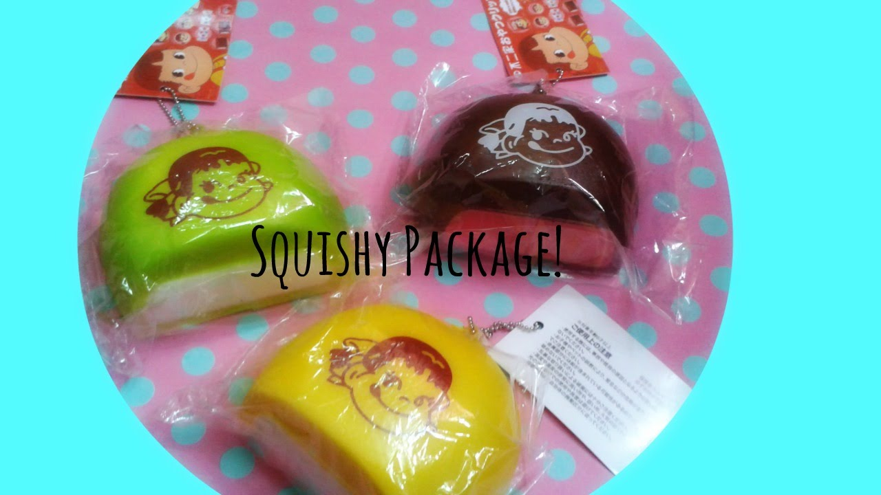 Opening vid: Squishy package from Affordablesquishies21 - YouTube