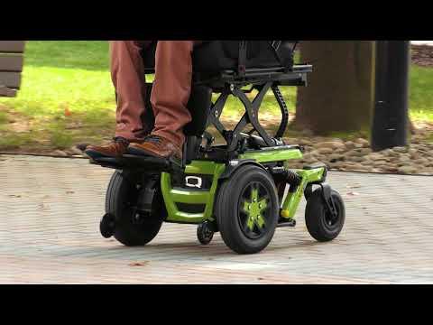 Specialist Powered Wheelchair - 4Front | LCSeating - Ireland