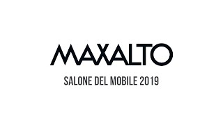 Maxalto – Salone del Mobile 2019