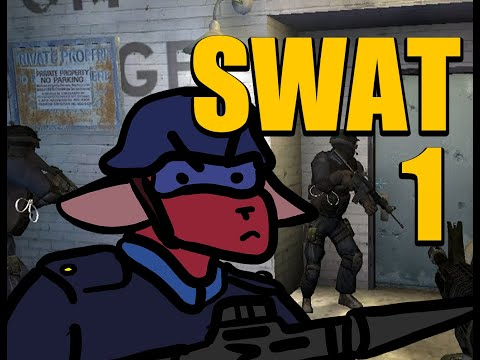 Download CleverFoxMan Plays Swat 4: Episode 1