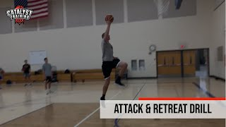 Attack & Retreat Drill