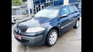 Автопарк Renault Megane 2006 года (код товара 26926)