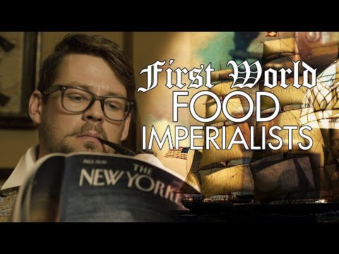 KNOW GMO VLOG: First World Food Imperialists