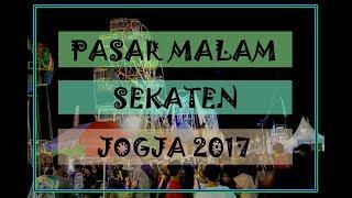 PASAR MALAM SEKATEN JOGJA TAHUN 2017
