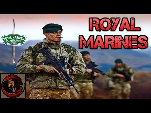 Royal Marines Respect - Britain's Amphibious Shock Force