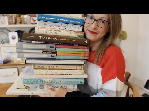 Huge Book Christmas Gift Guide!