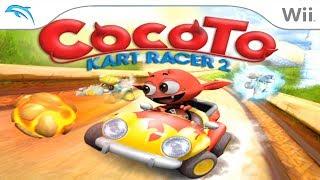Cocoto Kart Racer 2 (EUR) | Dolphin Emulator 5.0-9497 [1080p HD] | Nintendo Wii