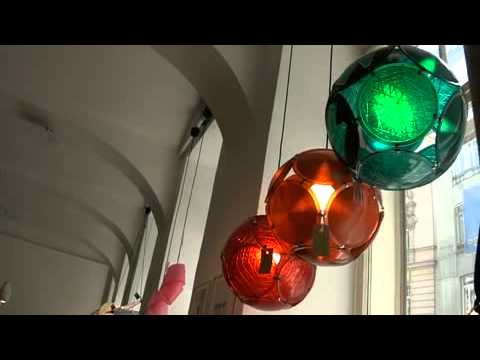 Objetos de dise o hechos con basura youtube for Objetos hechos con marmol