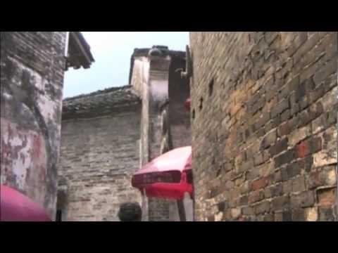 Visiting 1,000 Year old Huang Yao Village, China
